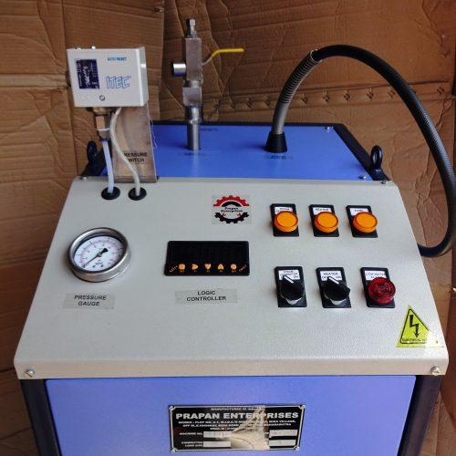 Steam Generator For Car Wash