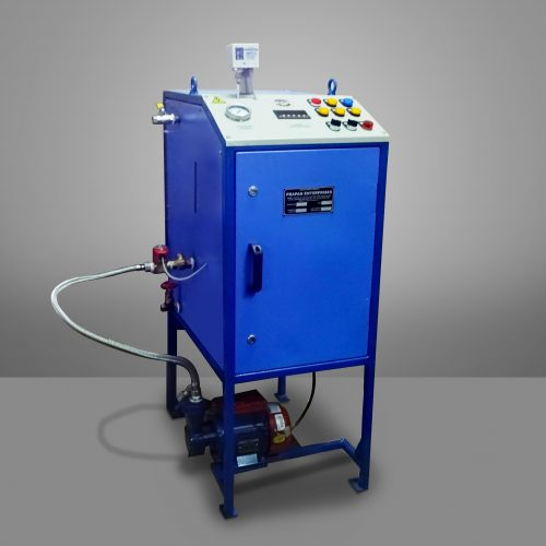 Steam Generator - Iron press