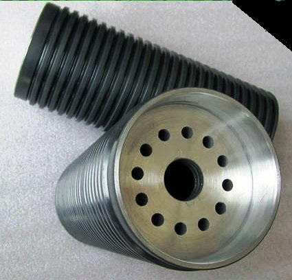Aluminim Wire Guide Rollers